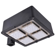 Uliczna lampa parkingowa LED - PlazaLED